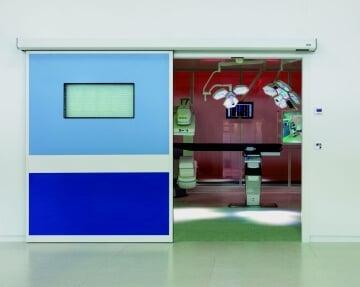 instalador oficial aprimatic puertas hospitales