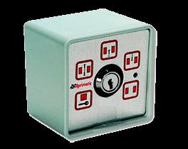 accesorios control puerta automatica corredera NS5