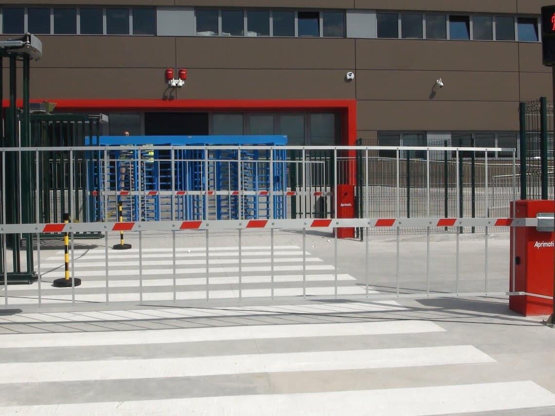 barreras de paso vehicular barcelona