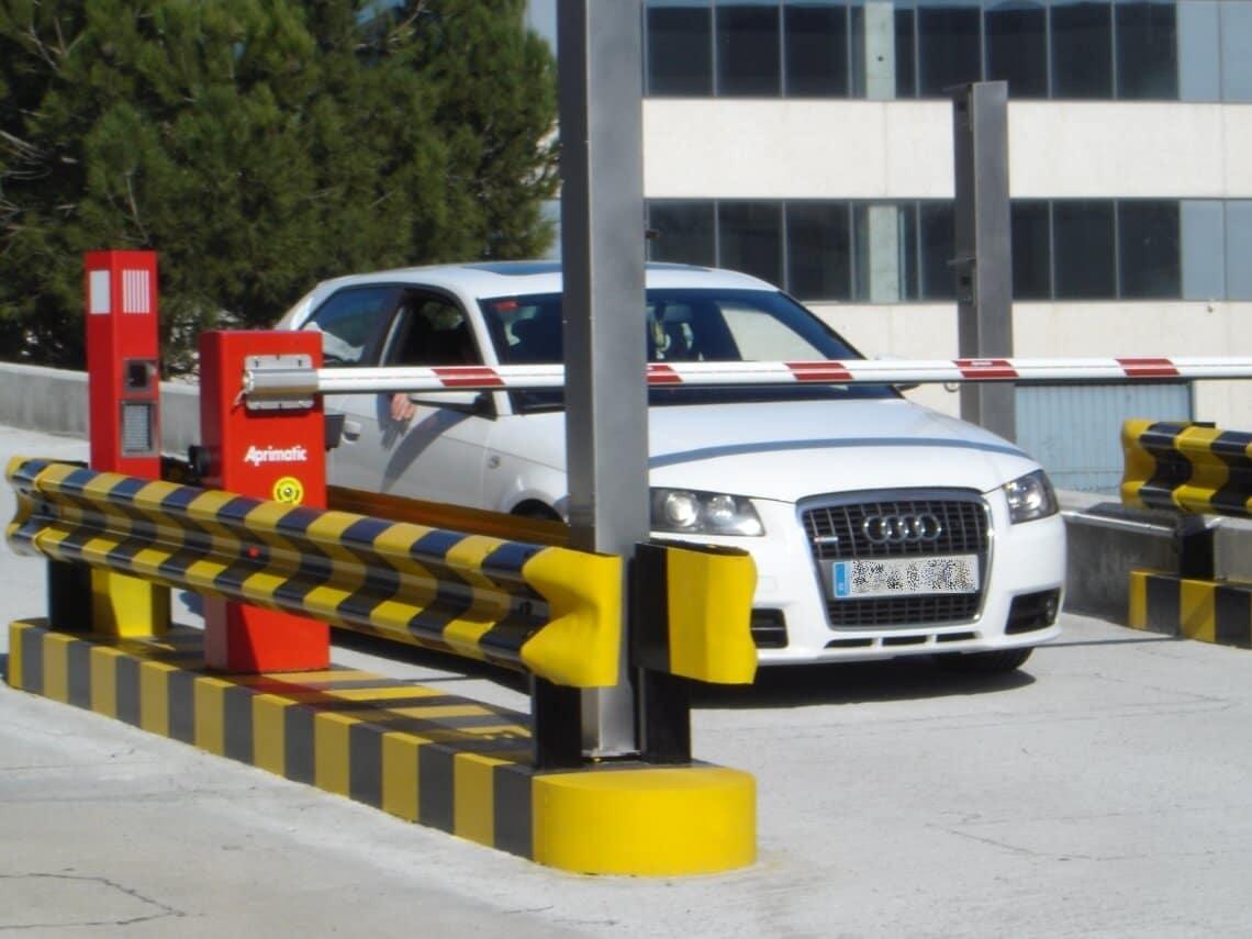 gestion de aparcamiento aprimatic presupuesto