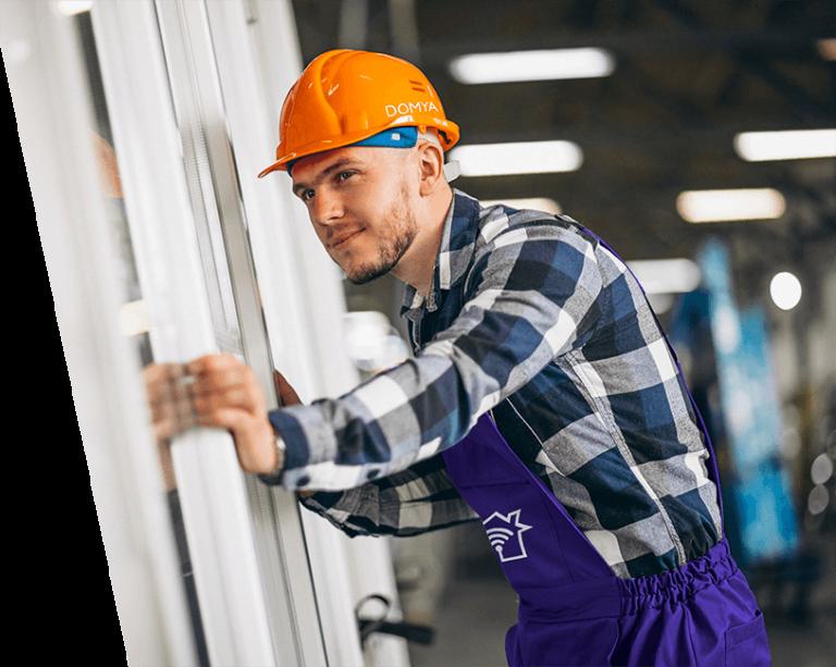 instaladores puertas automaticas cristal madrid