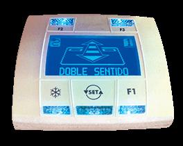 mando y control puertas automaticas de cristal