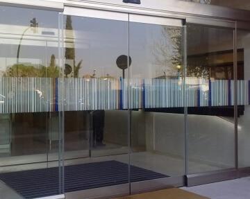 puertas antipanico automaticas
