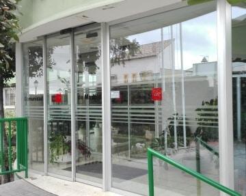 puertas automaticas de cristal en madrid
