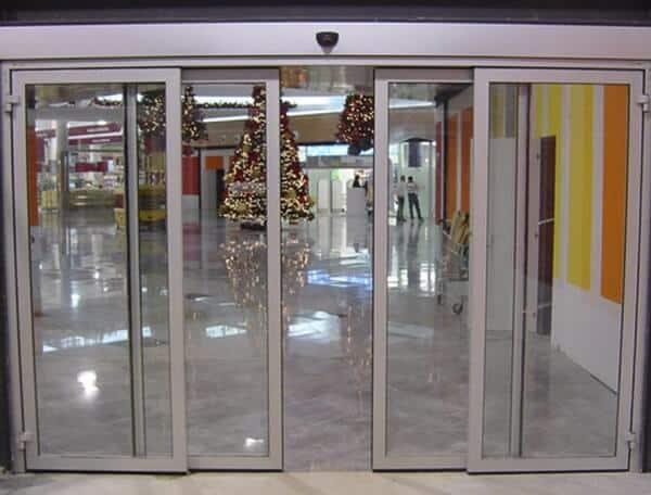 puertas automaticas portal vecinos