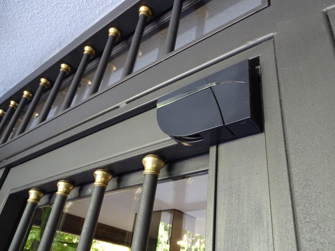 puertas batientes automaticas