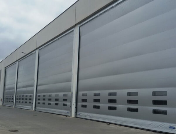 puertas rapidas grandes dimensiones