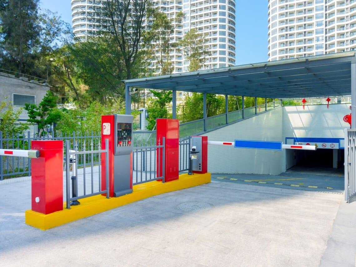 sistema gestion de parking en madrid precio