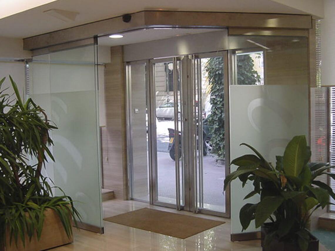 fabricante de puertas para hospitales