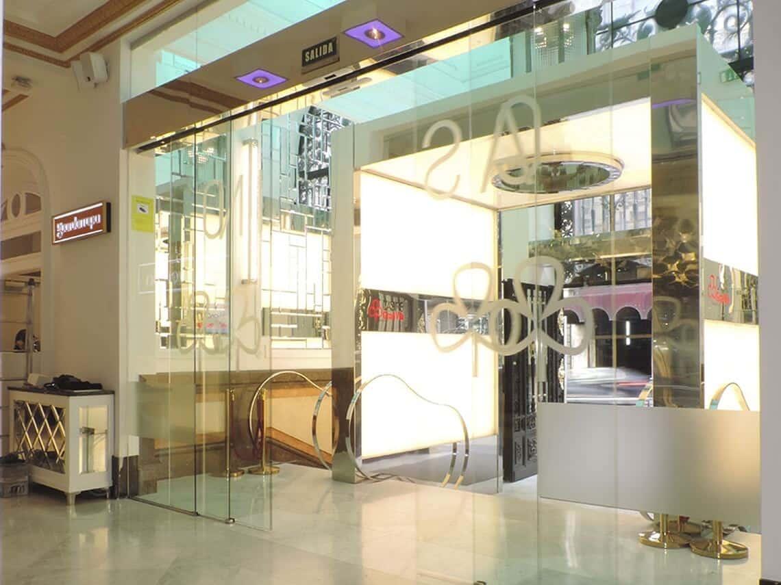 precio puertas automaticas para comercios