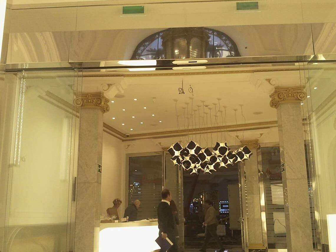 puertas automaticas para comercios y tiendas