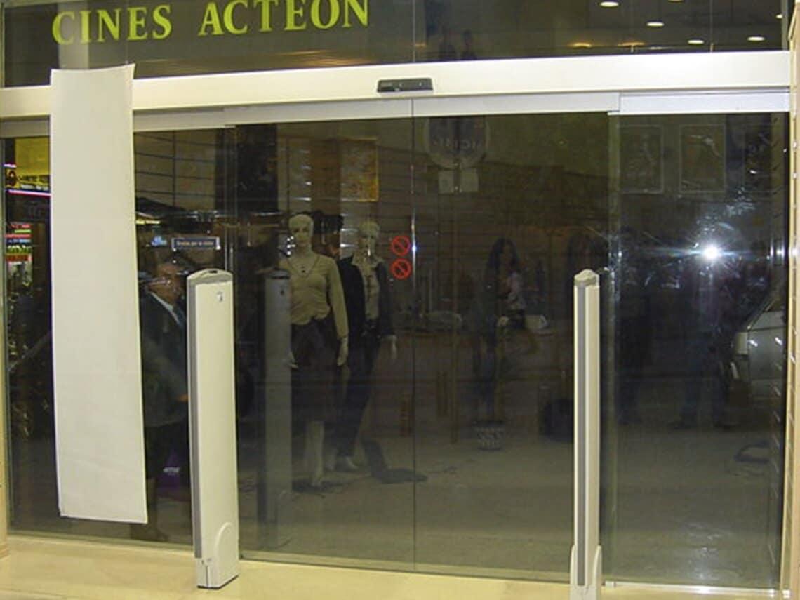 puertas automaticas para tiendas