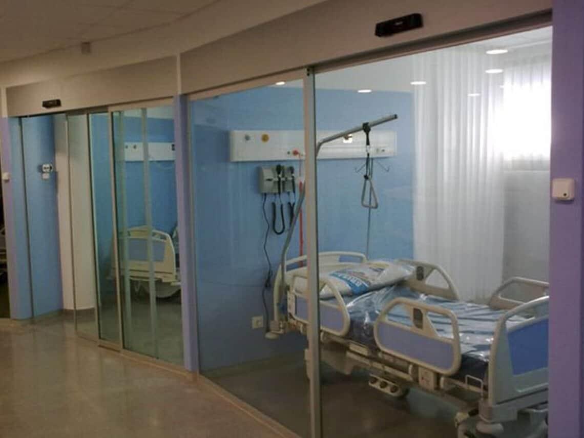 puertas hospitales automaticas