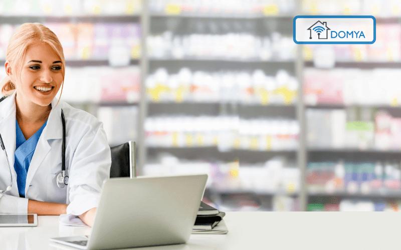 Medidas de seguridad en farmacias