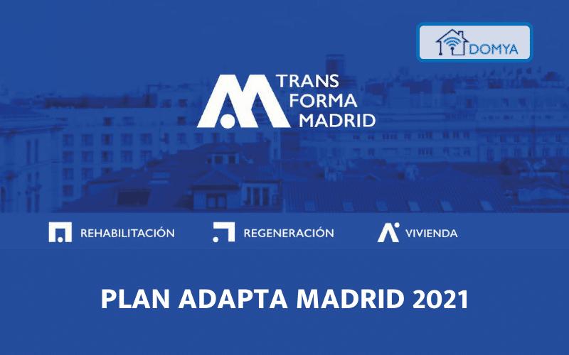 ayto madrid plan adapta madrid 2021