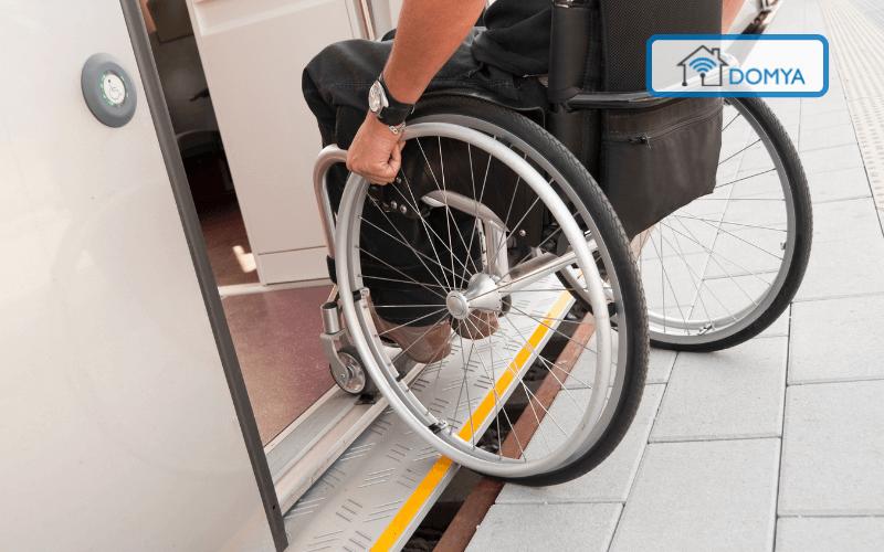 mejorar accesibilidad comunidad vecinos