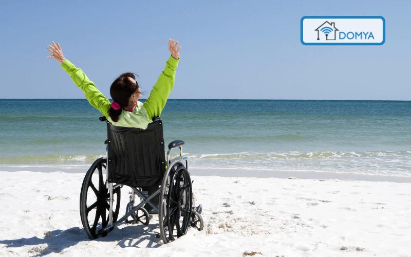 Ayudas a la movilidad reducida o ayudas para discapacitados
