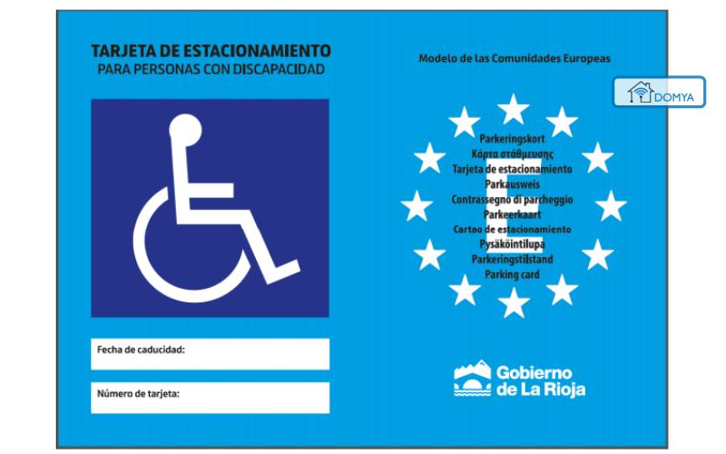 Tarjeta especial PMR espana