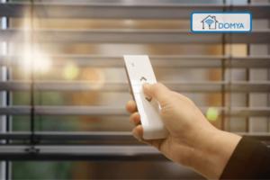 persianas motorizadas en casa confort en el hogar