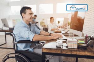 Asociaciones de ayuda para personas con discapacidad en Espana