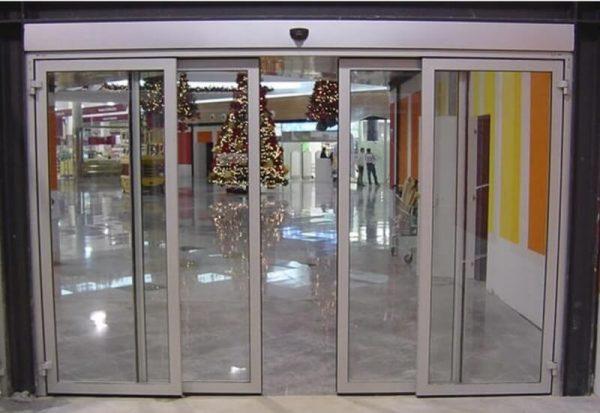 Puertas Automaticas para frenar el contagio de covid19