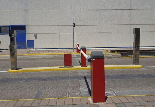 averias barreras de coche